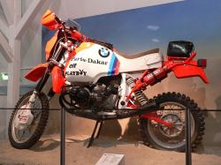 Rally Dakar BMW
