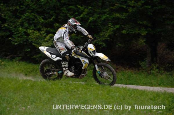 BMW F800GS Racing Touratech