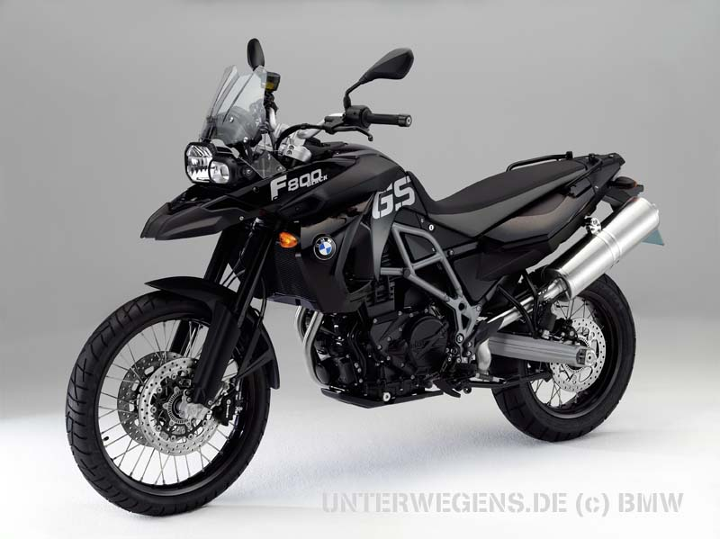 2012 bmw f800gs triple black das dreifach schwarze. Black Bedroom Furniture Sets. Home Design Ideas