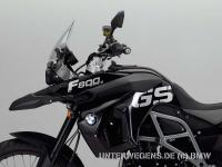 BMW F 800 GS Triple Black - 2012 Sondermodell