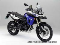 BMW F 800 GS Trophy 2012