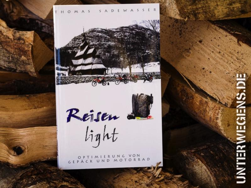 Outdoorküche Buch Lösungen : Buch: reisen light u2013 optimierung von gepäck und motorrad