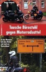 Tausche Bürostuhl gegen Motorradsattel