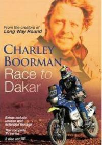 Race to Dakar DVD Charley Boorman
