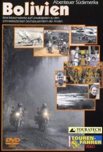 Bolivien Motorrad Abenteuer
