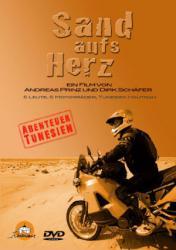 Sand aufs Herz - DVD Tunesien