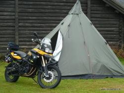 Endurowandern BMW F800GS Enduro
