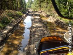 Finnskogen Norwegen 2012 – Zwei 800er auf Waldtour