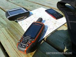 Garmin 62s Outdoor GPS Motorrad Wandern