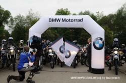 GS Challenge 2011 BMW Touratech Deutschland