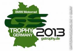 BMW Motorrad GS Trophy Germany 2013 - sei dabei!