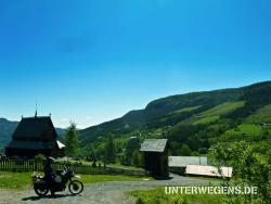 Huettentour-Norwegen-Motorrad-Oppland-04
