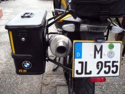 Juergen Lenich BMW-F800GS