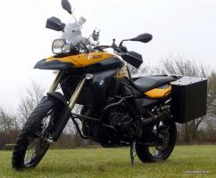 Koffersystem BMW F800GS