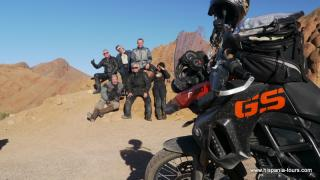 Motorrad Abenteuer Marokko