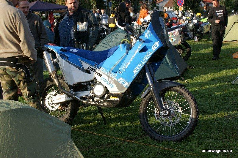 Motorrad Treff