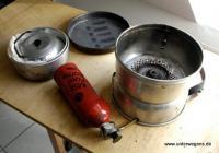MSR Whisperlight Trangia Outdoor Kocher