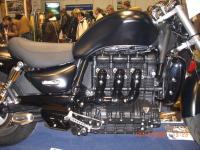 Motorrad Weihnachtsmarkt