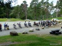 Nordic Discomfort 2010 Enduro Motorrad Norwegen Schweden
