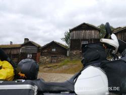 Nordkap 2011 Motorrad Tag 2