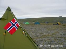 Nordkap Motorrad Tour 2011 - North Cape !
