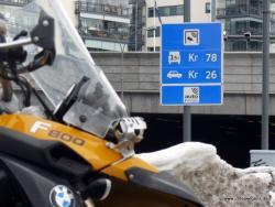 Norwegen Motorrad Maut Reiseinfos Biken im Norden