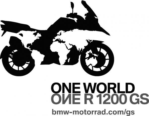 ONE WORLD – ONE R1200GS – BMW 2013: Jetzt bewerben