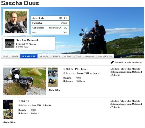 BMW-Motorrad Community