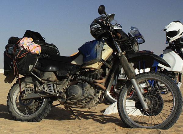 Motorrad-Globetrottertreffen bei Struppen (Manfred)