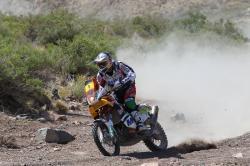 Marc Coma Rallye Dakar 2012 (c) Dakar