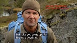 Der Mann im Fjällräven Shirt – Outdoor Tipps aus Schweden