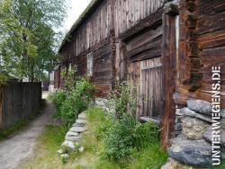 Røros – die einzige Bergbaustadt Norwegens