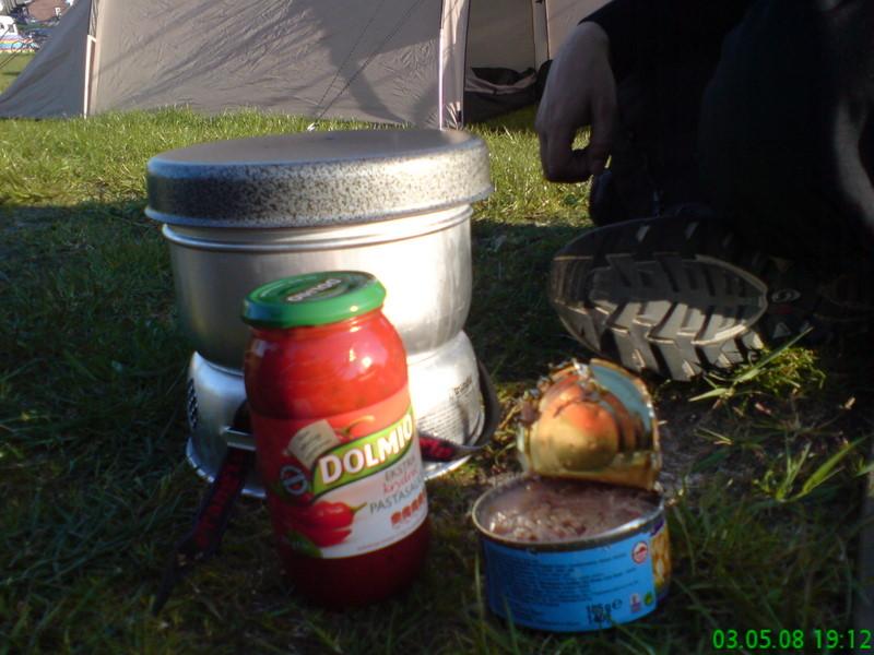Outdoorküche Zubehör Yamaha : Spiritus kocher simple und saubere outdoor küche unterwegens.de