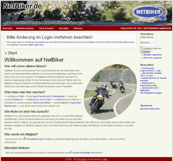 NetBiker Motorrad Forum