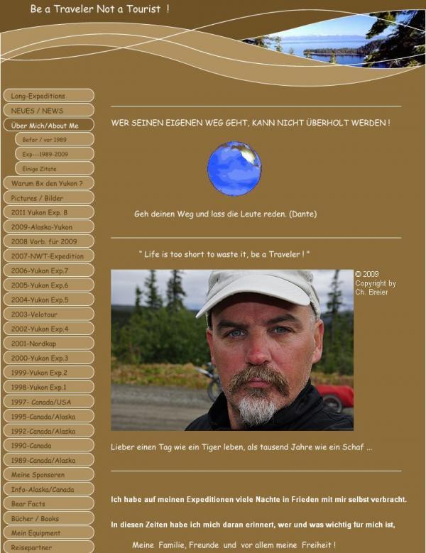 www.long-expeditions.de - Reisen als Lebensinhalt