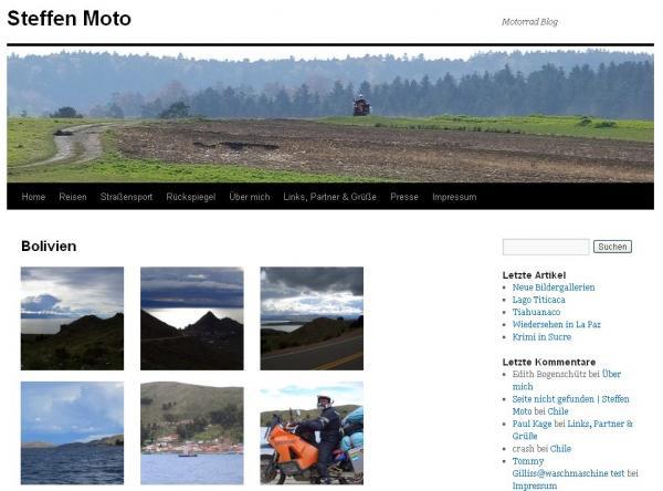 Steffen Moto Blog