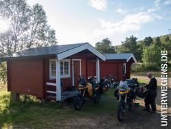 Fjordnorwegen Motorradtour 2013