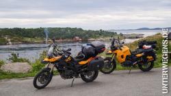 Fjordnorwegen Motorradtour 2013 Tag 05 Bodø
