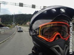 Norwegen Westküste Fjordnorwegen Motorrad Tour