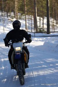 Norwegen-Motorrad-Winter-Winterfahren-Enduro-Finnskogen-2011-808