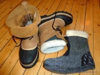 Winterstiefel Caribou Sorel warme Füsse Outdoor gefütteter Rundumschutz