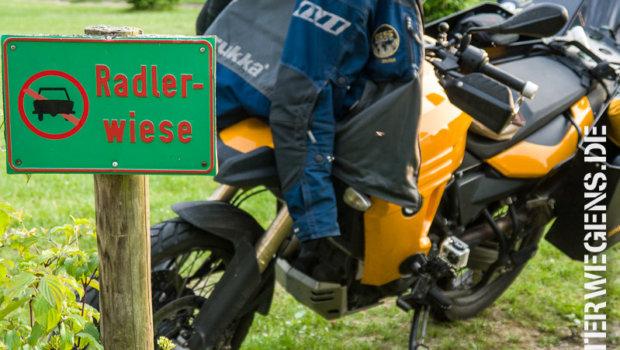 Alleenstraße 2012 Tag 9 (390km): Bodensee und Ende der Alleenstrecke