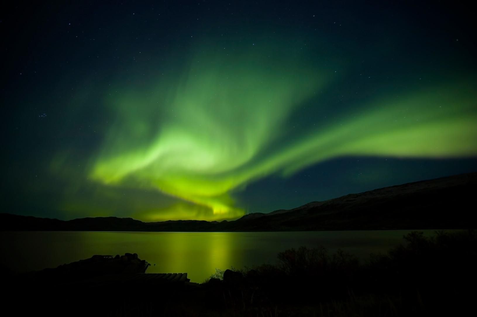 Triumph T Shirt >> Nordlicht in Norwegen – Naturphänomen Aurora Borealis   UNTERWEGENS.DE