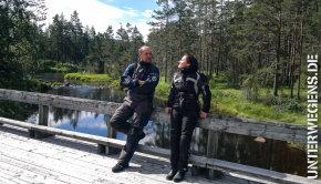 Südnorwegen Motorrad Küstentour – Social Summer 2012