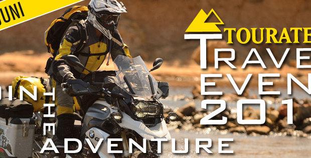 Termin: Travel-Event bei Touratech 14.-16.06.2013