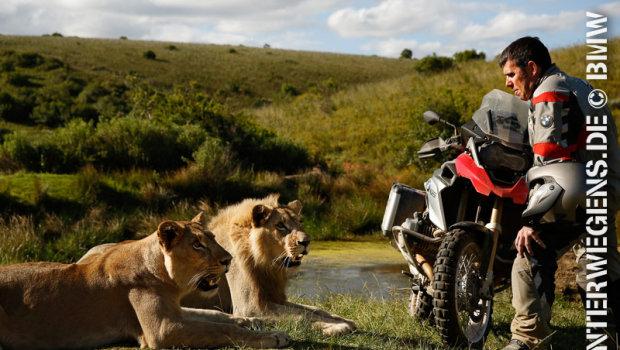 Video: A GS around the world – Südafrika 2013 auf BMW R1200GS