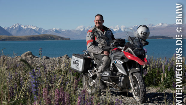 Video: A GS around the world - Neuseeland 2013 auf BMW R1200GS