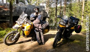 Richtig ausgerüstet auf Motorrad Tour – Klamotten von Kopf bis Fuß