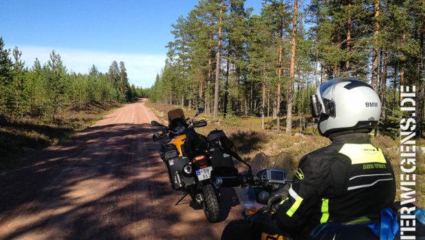 Westküsten Motorradtour Norwegen 2013 Tag 1: Treffen und Aufbruch in Oslo