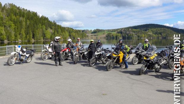 Großenduro Schottertour in Schweden/Norwegen – IAT 2014